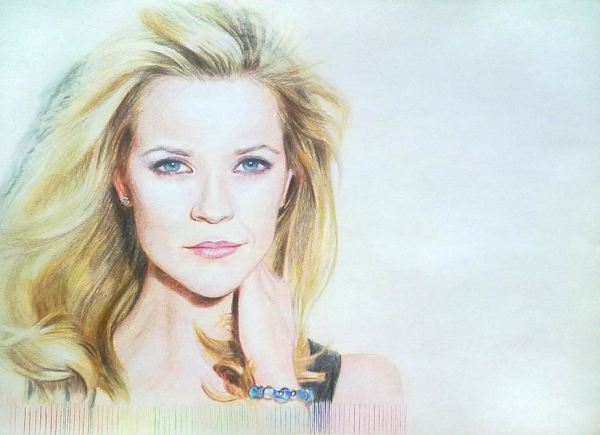 Reese Witherspoon by MikeNevermind